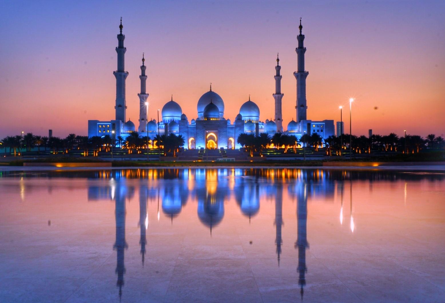 Abu Dhabi itinerary