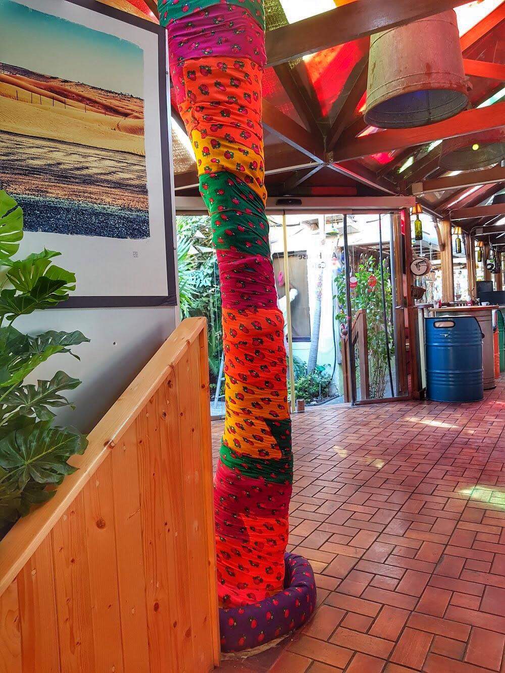 Art House cafe Abu Dhabi 1
