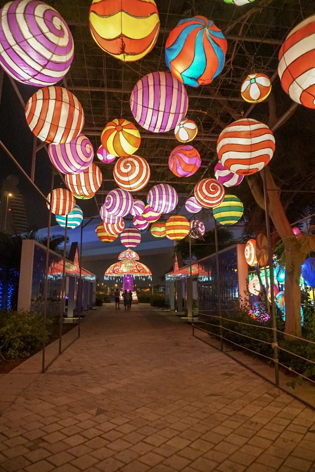 Dubai Garden Glow 7