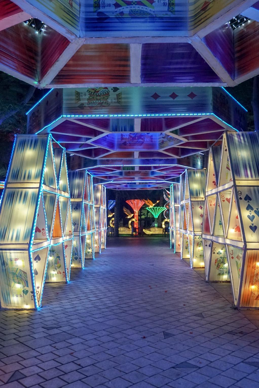 Dubai Garden Glow 8
